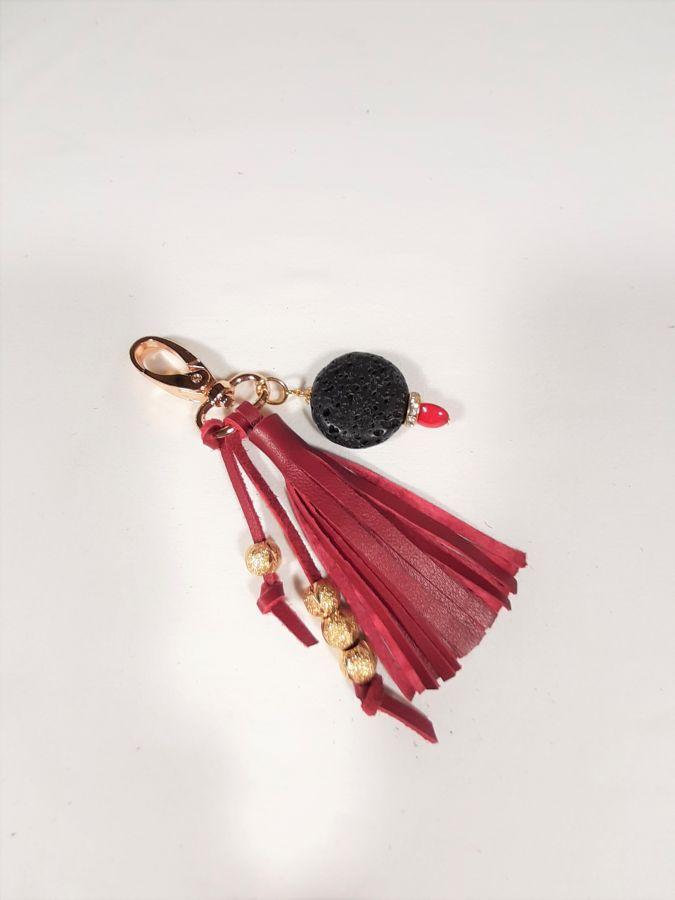 Bijou de sac ou porte-clés.