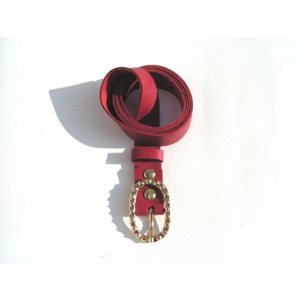 ceinture cuir pour Elle