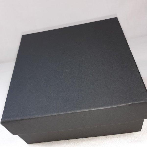 Ceinture cuir de vachette cousue, coloris noir, boucle à griffe