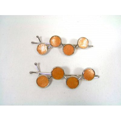 Lot 2 barrettes