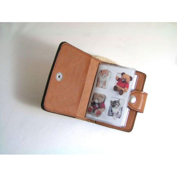 Porte-cartes personnalisable cuir