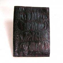 Etui passeport en cuir
